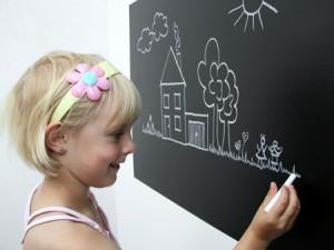 Tafelfolie Kinderzimmer